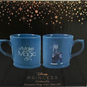Disney Princess Cinderella Mug   12 OZ